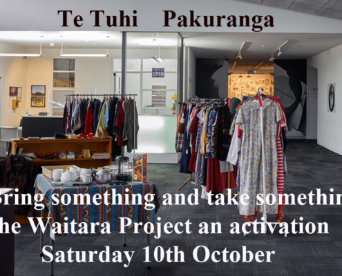 The Waitara Project exchange